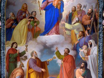 24 maggio, festa di Maria Ausiliatrice