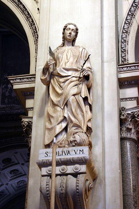 10 giugno, Sant'Oliva di Palermo