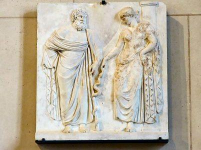 Asclepio (Esculapio), il dio della medicina
