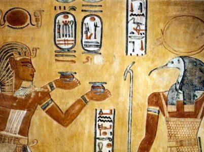 Animali sacri nell'antico Egitto