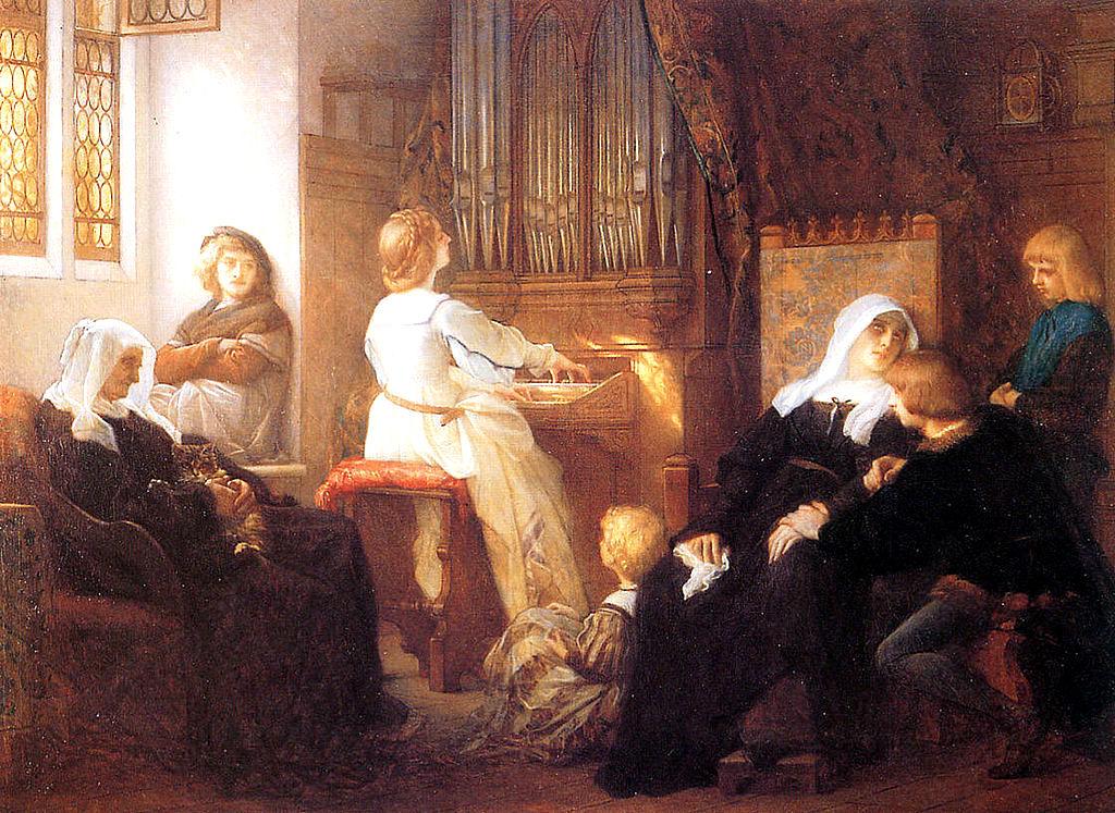 Pittura – Alexandre Cabanel (1823 – 1889)