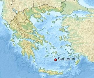 L'eruzione di Santorini e le piaghe bibliche dell'antico Egitto