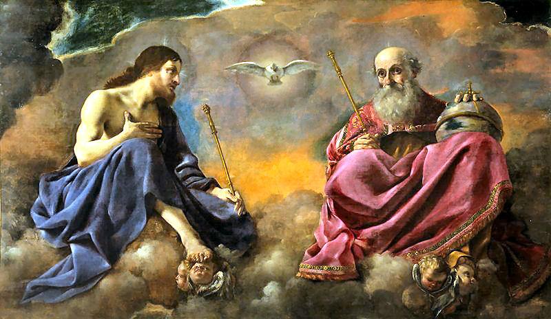 16 giugno 2019, solennità della Santissima Trinità (celebrazione mobile)