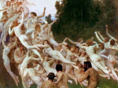 Pittura – William-Adolphe Bouguereau