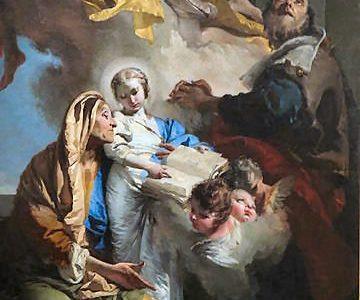 Sant'Anna, la madre della Vergine Maria