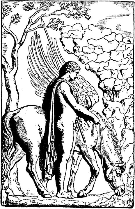 Un mitico eroe: Bellerofonte