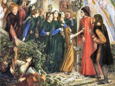 """Dante Alighieri e i """"Fedeli d'Amore"""""""