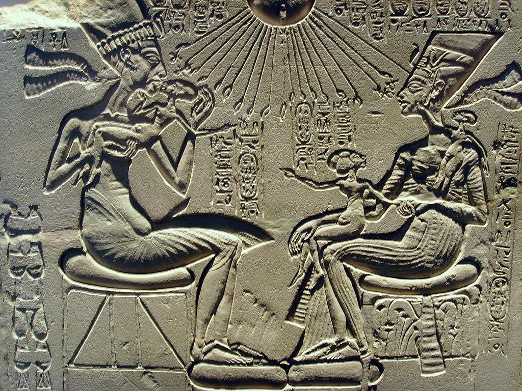 Nefertiti, una delle più potenti regine d'Egitto