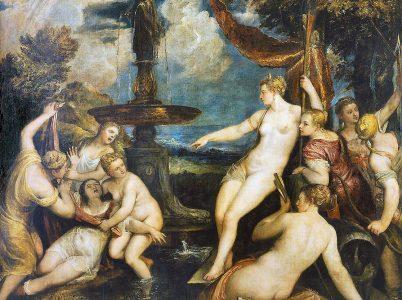 Artemide (Diana), la dea della caccia