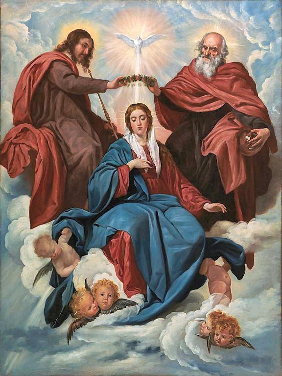 22 agosto, Beata Vergine Maria Regina