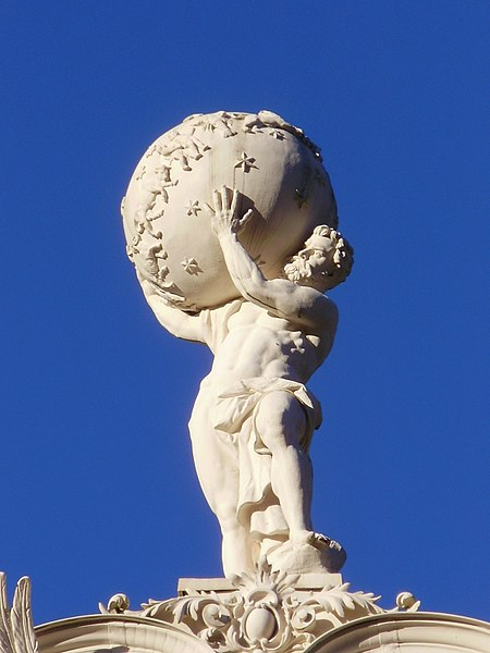Atlante, il padre delle Pleiadi