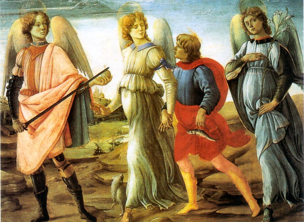 29 settembre, festa liturgica dei tre santi Arcangeli