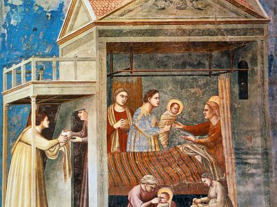 8 settembre, la Natività della Beata Vergine Maria