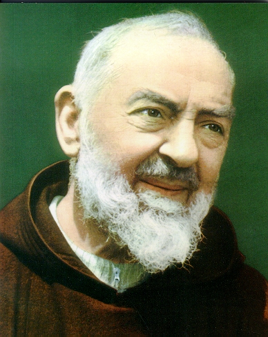 23 settembre, memoria di Padre Pio da Pietrelcina