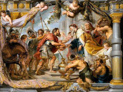 """Abramo (Abraham """"padre di una moltitudine"""")"""