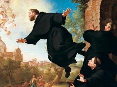 18 settembre, San Giuseppe da Copertino