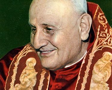11 ottobre, San Giovanni XXIII (Angelo Giuseppe Roncalli)