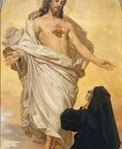 Solennità del Sacro Cuore di Gesù (celebrazione mobile)