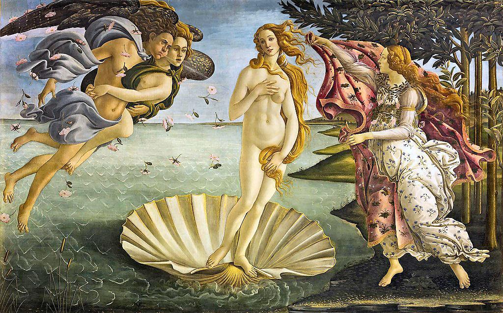 Il cibo ed Afrodite