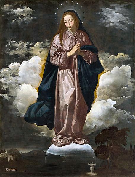 Preghiera in dialetto siciliano: E veni Maria 'Mmaculata (E viene Maria Immacolata)