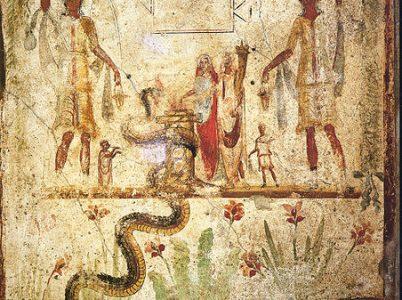 Dies Parentalis (Le feste dei morti presso l'antica Roma)