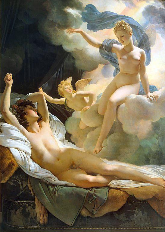 Morfeo, il dio dei sogni