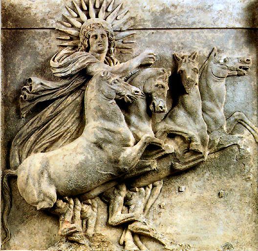 Iperione, colui che precede il Sole