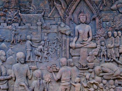 Buddha ed il fascino del buddhismo
