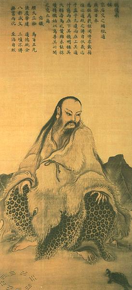 Un parallelo tra la mitologia sumera e quella cinese