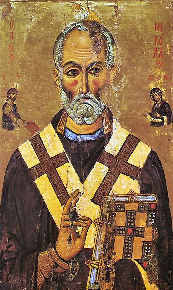 6 dicembre, San Nicola di Myra (di Bari)