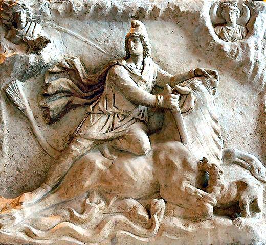 Il culto di Mitra e il mitraismo
