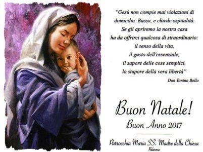 La culla del neonato Bambino Gesù