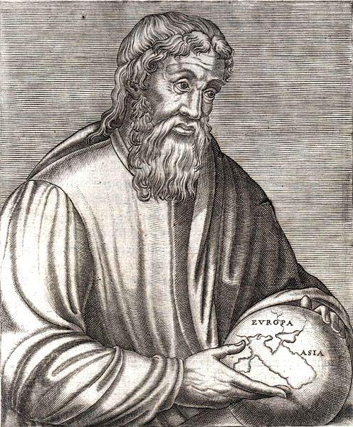 Strabone, il geografo