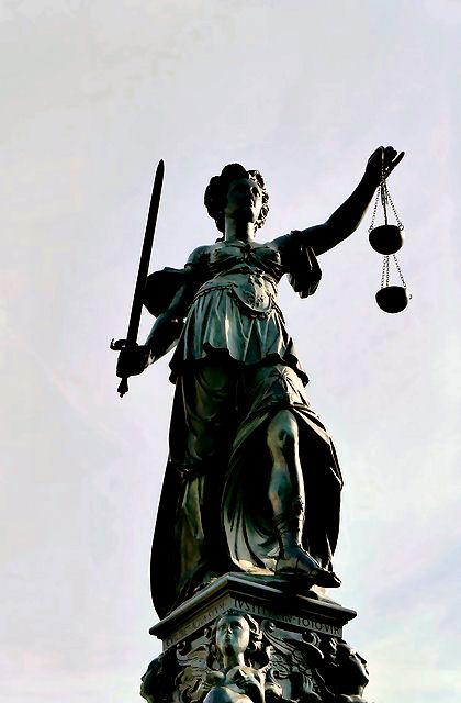 Dike (Astrea) la dea della giustizia