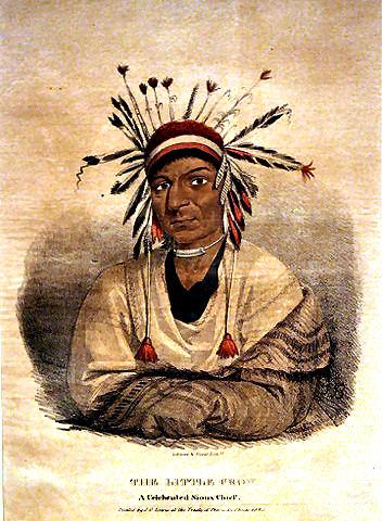 La creazione dell'uomo secondo la più diffusa leggenda degli indiani d'America