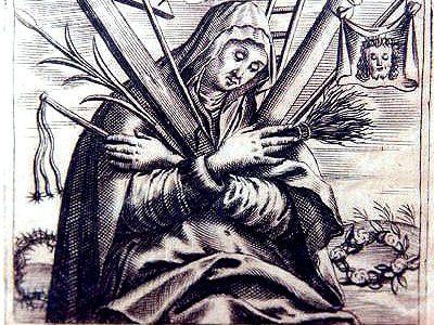 4 gennaio, Sant'Angela da Foligno