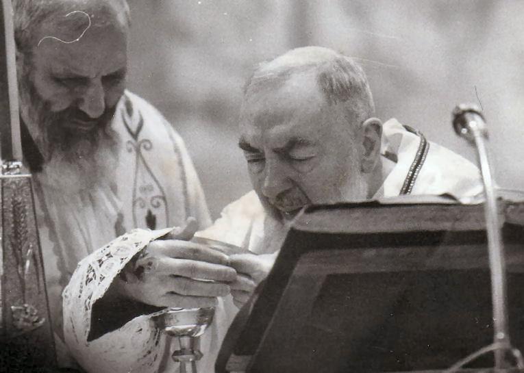 L'Angelo Custode e Padre Pio