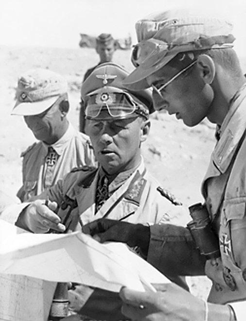 Rommel: il suicidio d'onore della Volpe del deserto