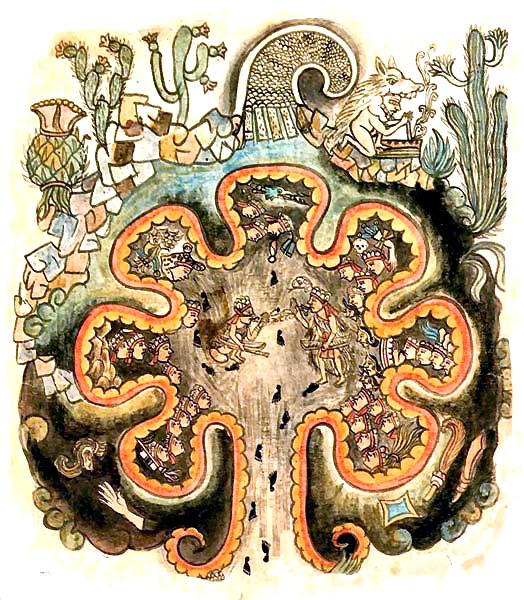La città perduta di Aztlàn – La leggendaria patria degli Aztechi