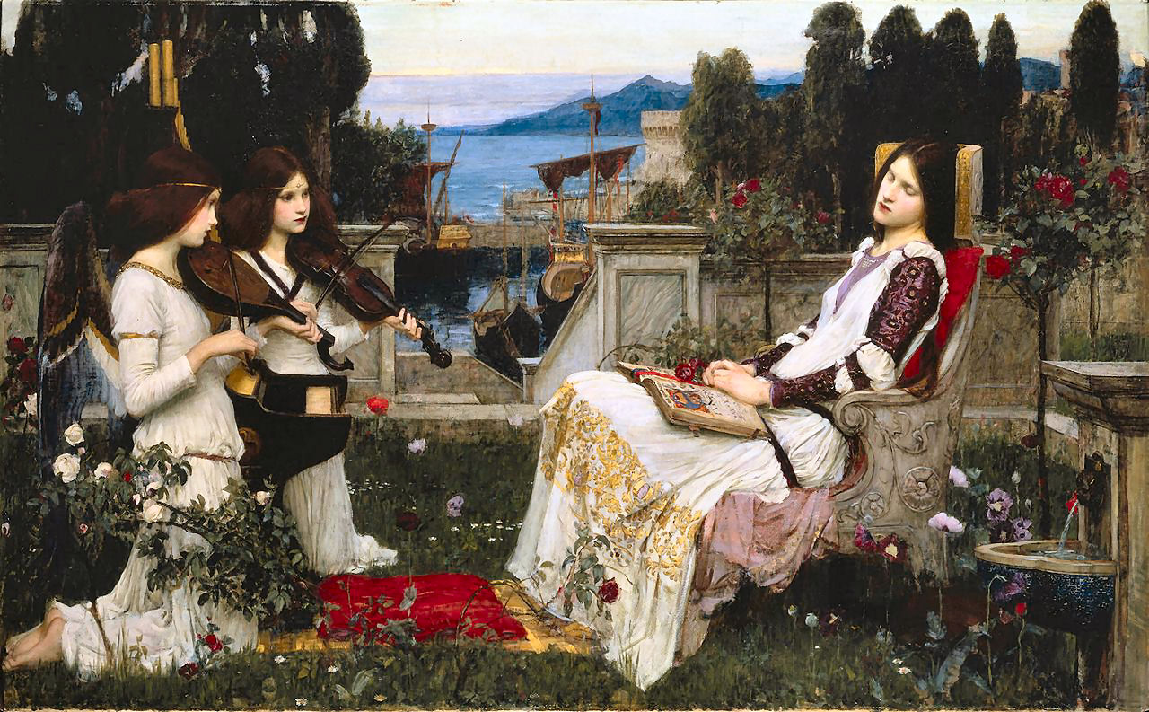 Pittura – John William Waterhouse (1849 – 1917)