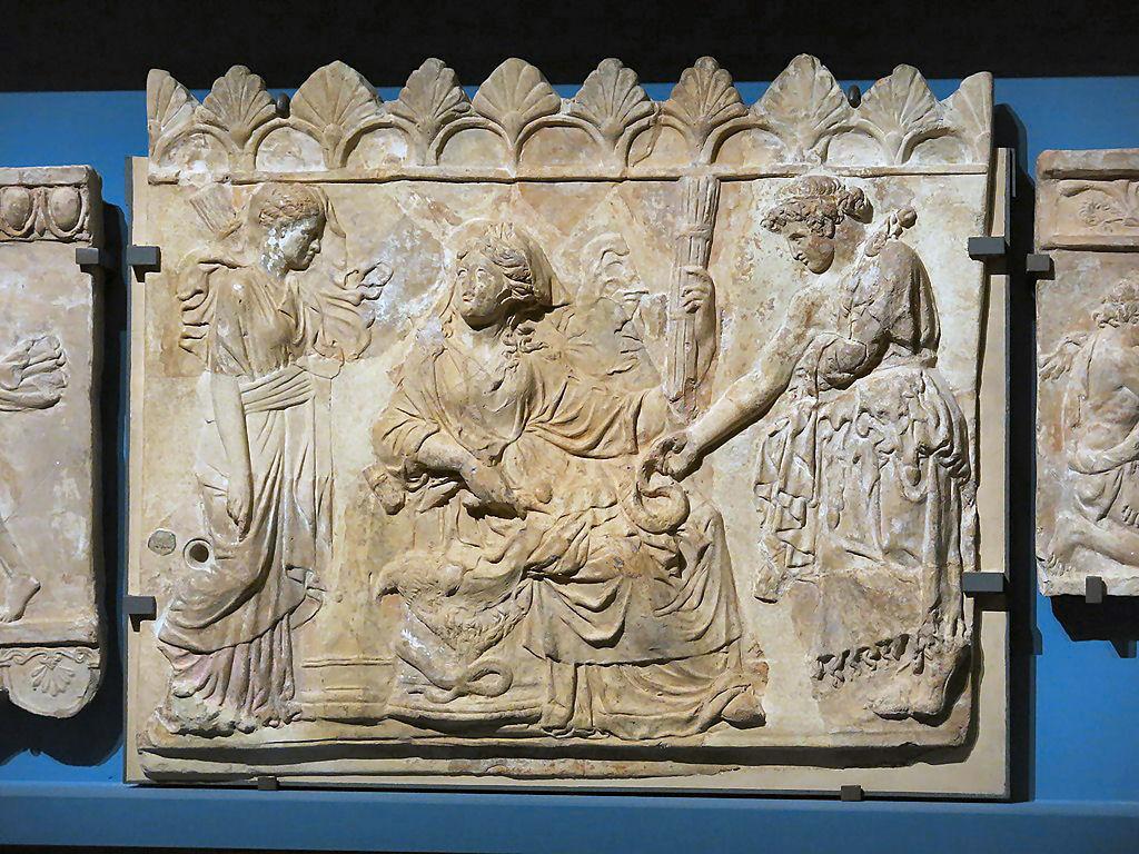 I Misteri Eleusini fra paganesimo e cristianità