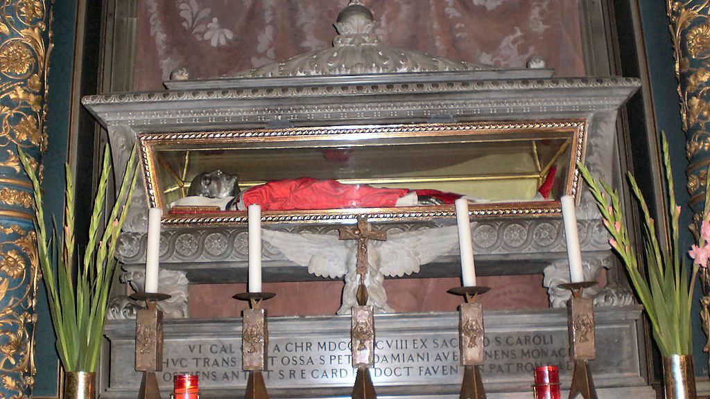 21 febbraio: San Pier Damiani, Vescovo e dottore della Chiesa