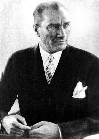 Ataturk (Mustafa Kemal)