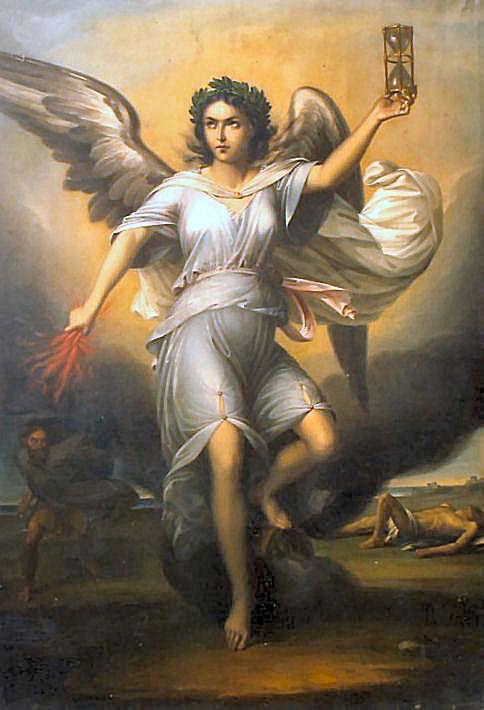 Nemesi, la dea che personificava la vendetta divina