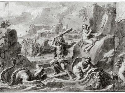 Un castigo per Apollo e Poseidone