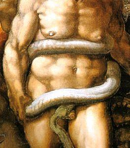 Aneddoto – Michelangelo e Messer Biagio di Cesena