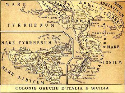 Italo, il mitologico re degli Enotri