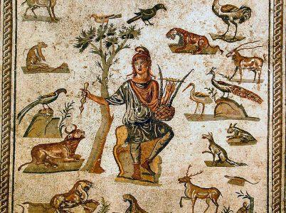 Orfeo, il più famoso poeta e musicista mai esistito
