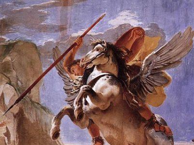 Pegaso, il cavallo alato