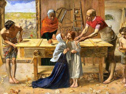 1° maggio, San Giuseppe lavoratore